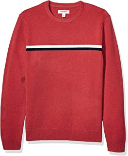 Men's Standard Lambswool Crewneck Sweater
