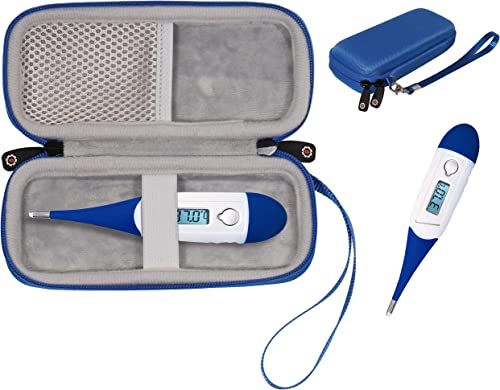 wholesale getgear case for Digital / outlet online sale Medical Thermometer like Mcaron, Suonabeier, Apex, Miecux, PROcure, Cinlinso, iProven sale ASSURED, My Perfect Nights, Easy@Home, CHOOSEEN, Liposhion, WETONG, Baifeng (Case Only) online