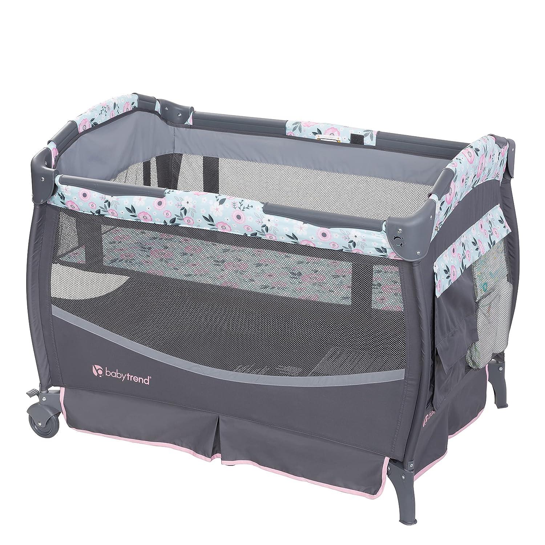 Baby Trend Deluxe II Nursery Center, Primrose