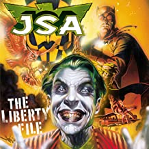 JSA: The Liberty Files (2000) (Issues) (2 Book Series)