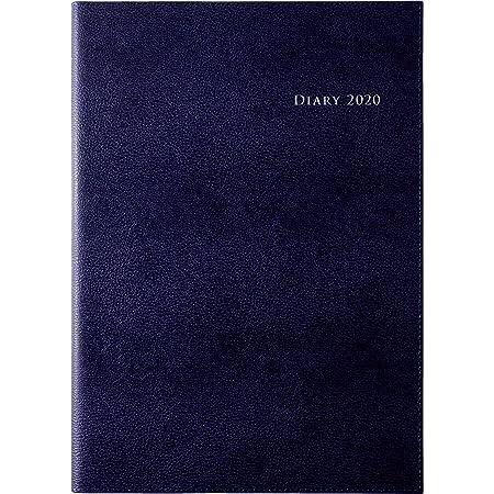 高橋 手帳 2020年 4月始まり B5 ウィークリー デスクダイアリー カジュアル ブルーブラック No.974