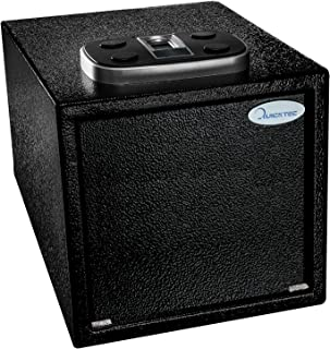 Pistol Safe Quick Access with Electronic Keypad and 2 Emergency Keys