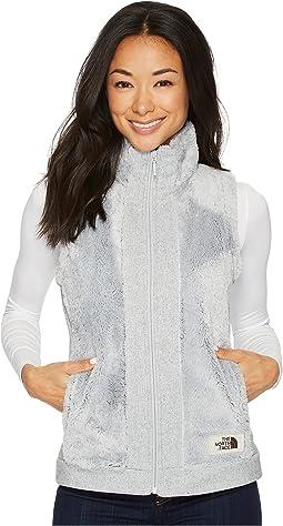 Furry Fleece Vest