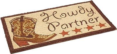 DII Howdy Partner Doormat