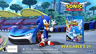 Team Sonic Racing - PlayStation 4 - Standard Edition