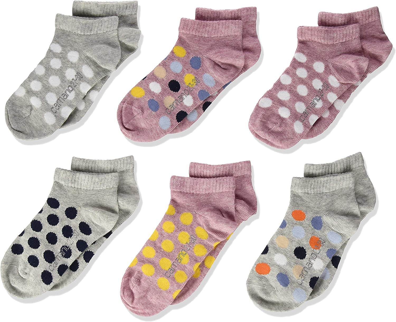 Camano Calcetines Pack de 6 para Ni/ñas