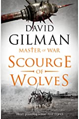 Scourge of Wolves (Master of War Book 5) Kindle Edition