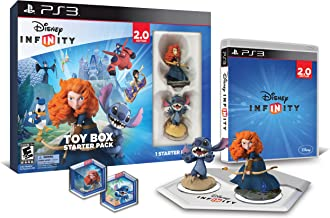Disney INFINITY: Toy Box Starter Pack (2.0 Edition) - PlayStation 3