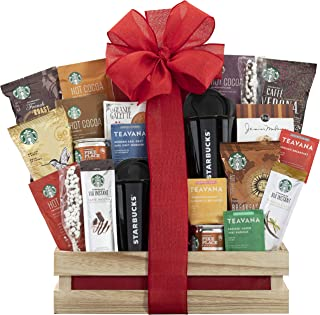 Wine Country Gift Baskets Starbucks Spectacular Coffee and more Gift Basket