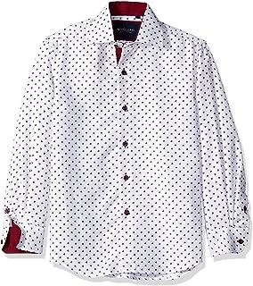 boys hibiscus shirt