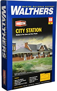 Walthers Cornerstone Series Kit HO Scale City Station