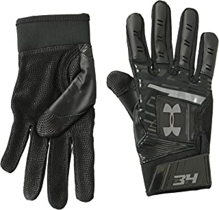 Under Armour men's Harper Hustle Baseball Batting Gloves