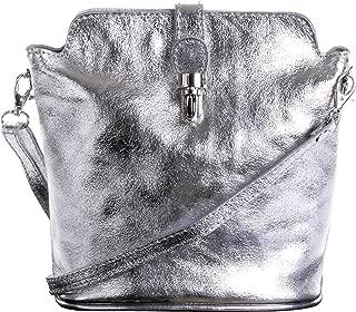 Primo Sacchi Italian Leather Hand Made Adjustable Strap Cross Body or Shoulder Bag Handbag