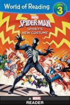 Amazing Spider-Man Spidey's New Costume: Level 3 (World of Reading (eBook))