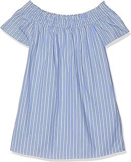 35483df20 Scotch & Soda Cotton Off-Shoulder Dress Vestido para Niñas