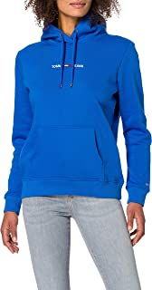 Tommy Jeans Tjw Linear Logo Hoodie Suéter para Mujer