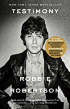 robbie robertson new book