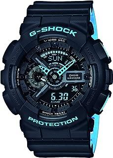 Casio Mens Quartz Watch, Analog-Digital Display and Resin Strap GA-110LN-1AER
