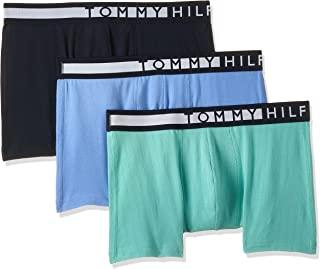 Tommy Hilfiger Men's 3P Trunks Boxer Shorts (Pack of 3)