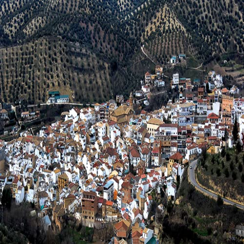 Algarinejo Tourism