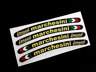 Pegatinas MARCHESINI LLANTA Wheels Ref:ECO10 Stickers AUFKLEBER Decals ADESIVI