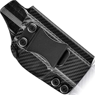 Concealment Express IWB KYDEX Holster (Carbon Fiber Black) – Inside Waistband..