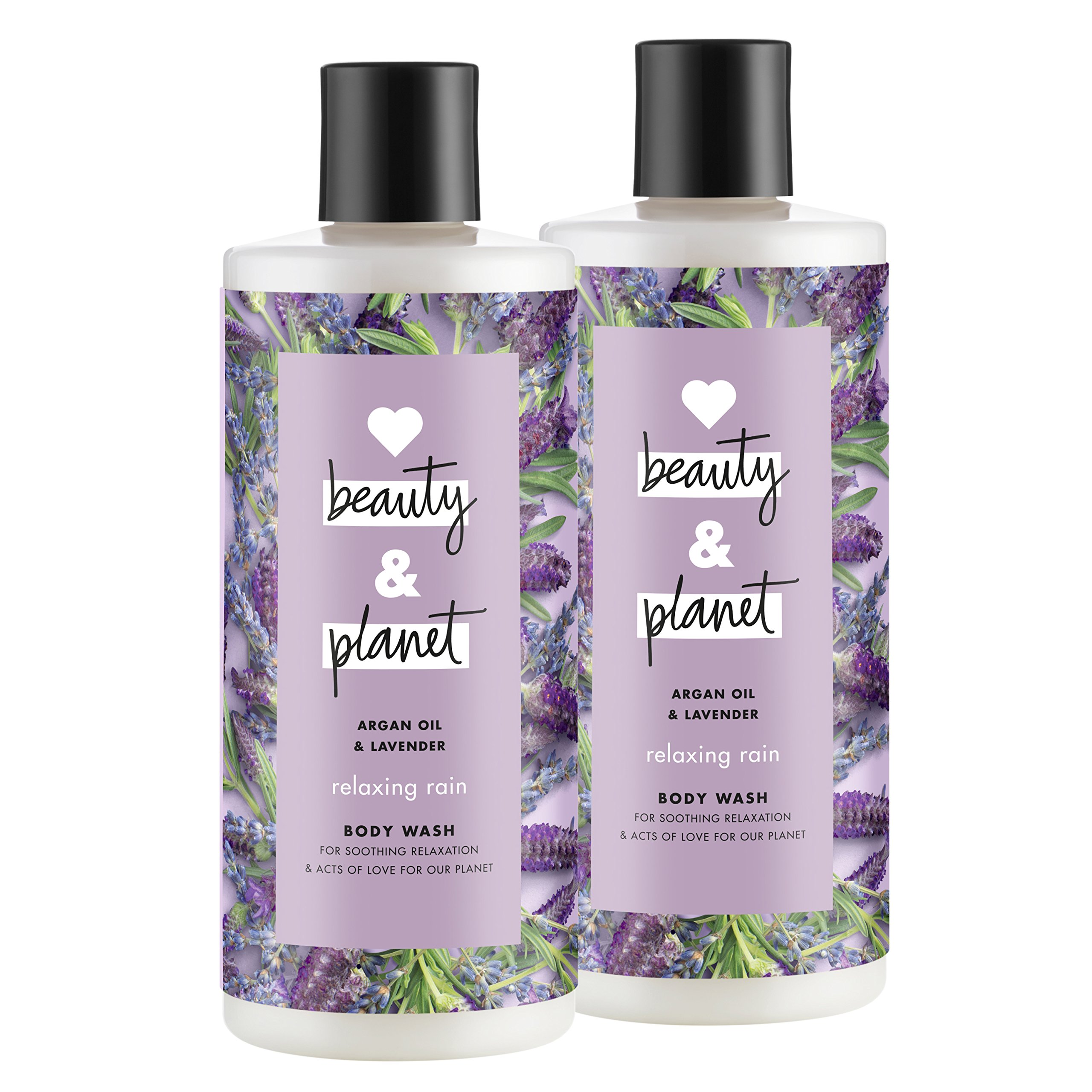 Love Beauty Planet Relaxing Lavender
