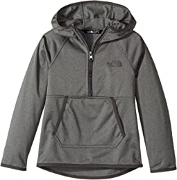 Tech Glacier 1/4 Zip Hoodie (Little Kids/Big Kids)