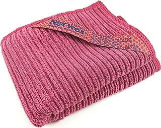 Norwex Kitchen Cloth - Microfiber Antibacterial - Pomegranate