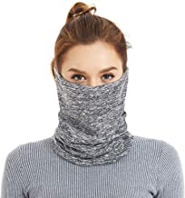 گرمکن گردن زمستانی Tripsky ، ماسک قابل تنظیم الاستیک بسته شدن صورت برای زنان و مردان ، مناسب برای اسکی ماهیگیری در حال اجرا دوچرخه سواری در فضای باز در هوای سرد