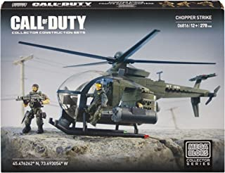 Mega Bloks Call of Duty Chopper Strike, Model 06816, 278 Piece (Discontinued by manufacturer)