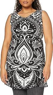 Joe Browns Women's Monochrome Tunic Shirt, A-Black/White