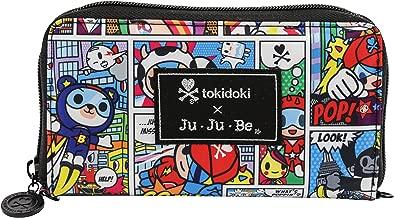 JuJuBe Be Spendy Zippered Wallet, Tokidoki Collection - Super Toki