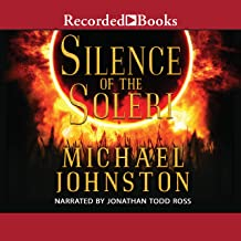 Silence of the Soleri: Amber Throne, Book 2