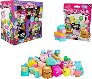 NEW ! SQUISH-DEE-LISH Series 3 (1 Blind Foil Bag) - Super Cute Slow-Rise Squishies that are Fun to Squeeze