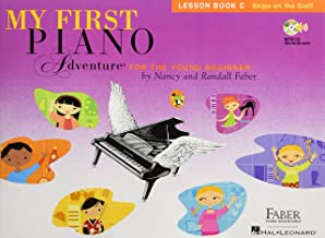 Download Book My First Piano Adventure: Lesson Book C with Online Audio PDF