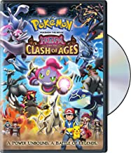 Pokemon Movie 18: Hoopa & Clash of Ages