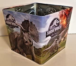 jurassic world fallen kingdom popcorn bucket