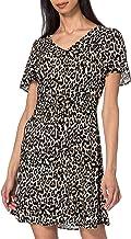 Vero Moda dames jurk VMSIMPLY EASY SS SHORT DRESS WVN GA