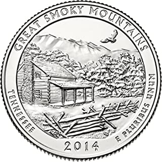 Best great smoky mountain quarter Reviews