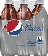 Diet Pepsi Bottle, 16.9 Fl Oz, 6 Count