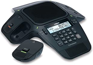 VTech VCS704 ErisStation DECT 6.0 Conference Phone with Four Wireless Mics using Orbitlink Wireless Technology photo