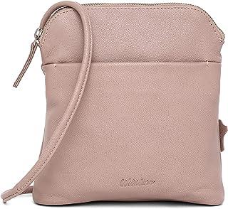 WILDHORN® Genuine Leather Ladies Sling Bag   Crossbody Bag   Hand Bag  Shoulder Bag with Adjustable Strap for Girls & Women.