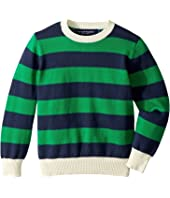 Toobydoo - Rugby Crew Sweater (Toddler/Little Kids/Big Kids)