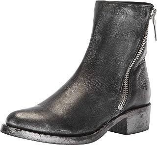 حذاء برقبة طويلة للنساء بسحّاب ديمي من FRYE
