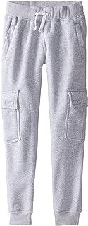 Southpole Boys' Big Active Basic Jogger Fleece Pants,