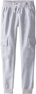 Boys' Big Active Basic Jogger Fleece Pants