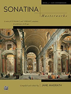 Sonatina Masterworks 3
