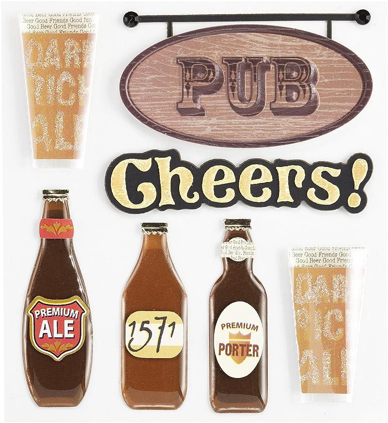 Jolee's Boutique London Pub Dimensional Stickers