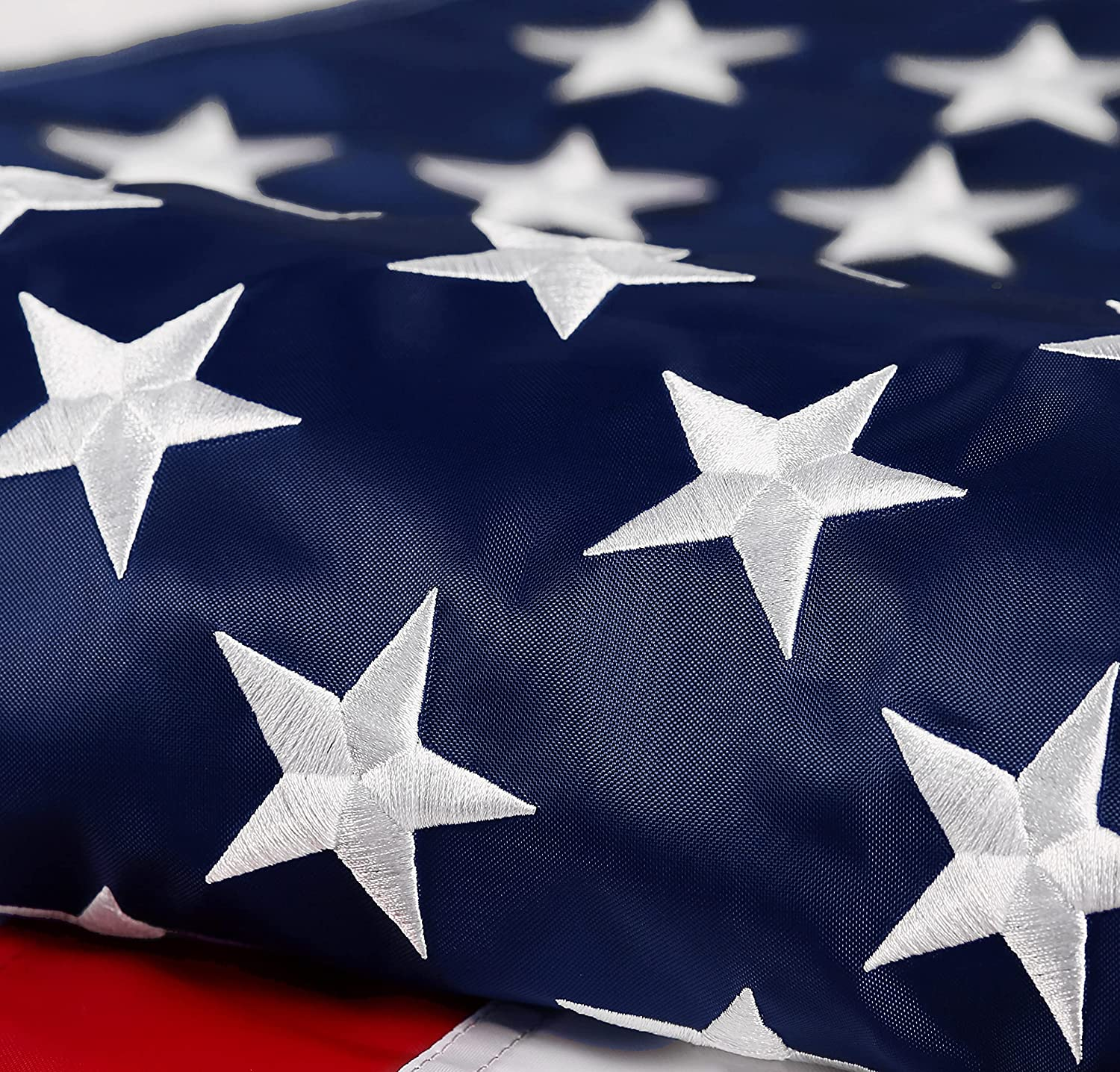 American Fort Worth Mall Flag It is very popular 3x5 ft: Longest Made Nylon US Lasting From